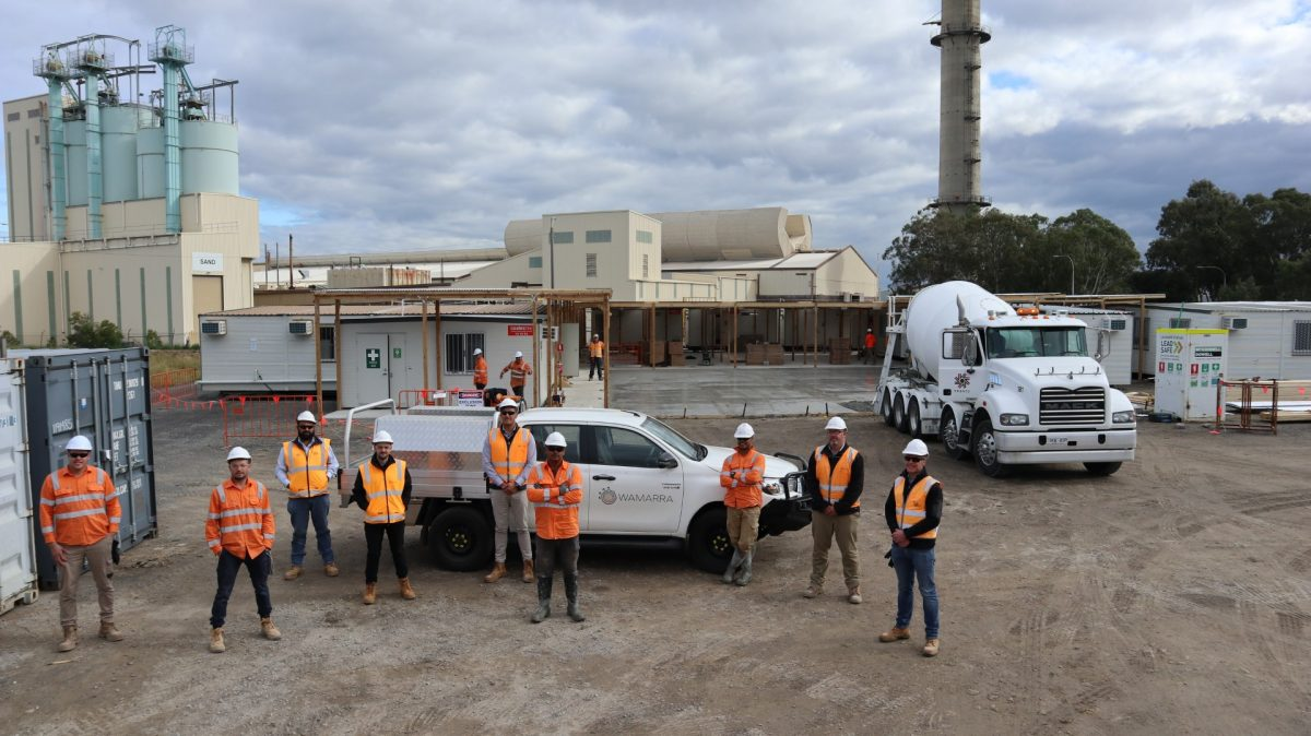 Wamarra and WPA Building Better Together